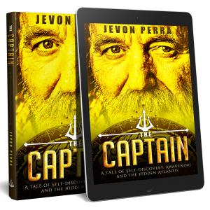 The Captain Audio Book by Jevon Perra